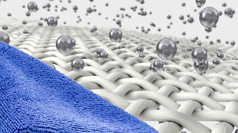 La microfibre : la lavette révolutionnaire